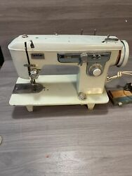 Brother Project 651 Vintage Sewing Machine Runs Smooth J95836700