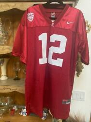 Andrew Luck Stanford Cardinal Nike Team Jersey Size 52