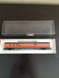 Con Cor N Scale Southern Pacific Passenger Car