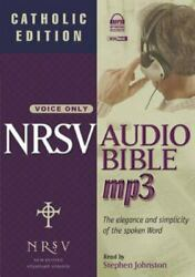 Catholic Bible-nrsv-voice Only 2012, Compact Disc