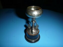Vintage Sterling Silver Tennis Trophy Palace Hotel Torquay