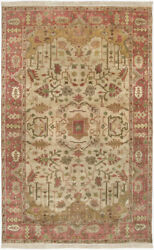 Surya It-1181 Adana Hand Knotted Gold Area Rugs