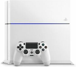 Playstation 4 Glacier White Cuh-1200ab02 [manufacturer Discontinued]