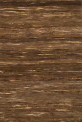 Loloi Contemporary 7and039-10 X 11and039-0 Area Rugs With Brown Roycrc-02br007ab0