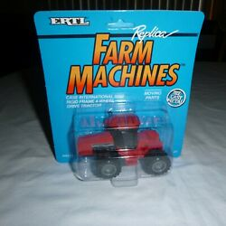 New Ertl Case Ih 9260 4x4 Tractor With Duals, Farm And Country, 231, 1/64 Scale