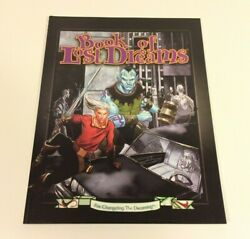 White Wolf Book Of Lost Dreams For Changeling The Dreaming - Rpg Sourcebook 1997