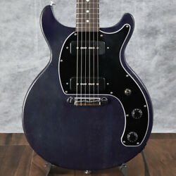 Gibson Les Paul Special Tribute Dc Blue Stain Guitar From Japan Phk799