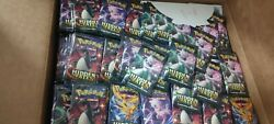 100x Pokemon Hidden Fates Booster Packs Yes 100 Packs Brand New And Sealed