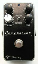Used Keeley Compressor Plus Guitar Effects Pedal +