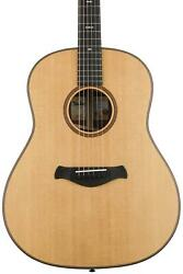 Taylor 717 Grand Pacific Builderand039s Edition V-class - Natural