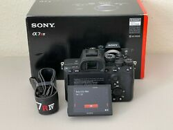 Sony A7r Iv Camera Ilce-7rm4 - Body Only - Mint Condition