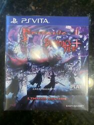 Demons Tier Ps Vita Only 1500 Copies. Limited Run Games