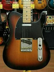 Fender Usa American Special Telecaster Used 2011 Alder Body W/softcase