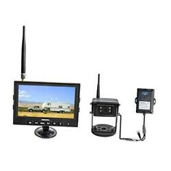 Mc7108 Kit Wiring-free Wireless High Definition Rear View Camera System