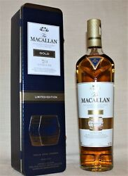 Macallan Gold Limited Edition Scotch Whisky Sold Out