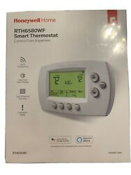 New Honeywell Home 7-day Programmable Wi-fi Smart Thermostat Rth6580wf