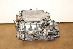 05-06 Honda Odyssey 3.0l Replacement Engine For 3.5l Ex-l And Touring Jdm J30a