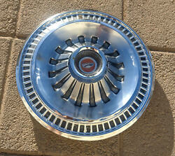 1965 Ford Fairlane Hubcap, Ford Wheel Cover Classic Vintage Fairlane Hubcap 14
