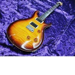 Paul Reed Smithprs Ce24 Maple Mccarty Tobacco Sunburst Electric Guitar