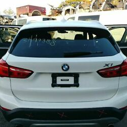 Trunk/hatch/tailgate Privacy Tint Glass Camera Fits 16-18 Bmw X1 621479