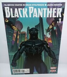 BLACK PANTHER # 1 THE 1ST APP. OF ZENZI VF COND. 2018