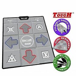 Ddr Tough Groove Texture Non-slip Dance Pad For Ps2 Wii Pc/mac Xbox