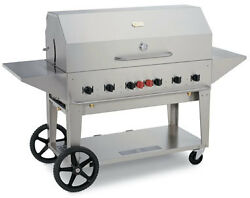 BBQ GRILL MCB-48 Crown Verity Barbecue w cover