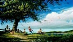 Spring Fever A Limited Edition Ap By Terry Redlin