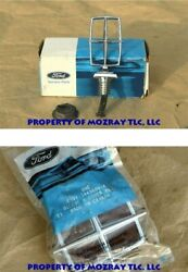 Ford Hood Ornament_trunk Lock Sleeve And Cover Lincoln Town Car 1987-1985 Nos
