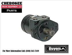 Buyers Products Hm034p Hydraulic Motor 4 Bolt 7.3 Cipr