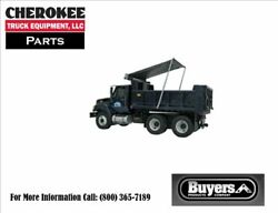 Buyers Products 5544300 Electric Dump Tarp Kit 4 Spring 600 Watts 901