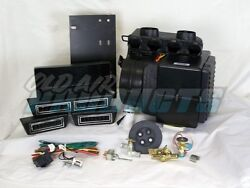 55-59 Chevy Gmc Pickup Truck A/c And Heat Unit W/ Factory Control Air Conditioning