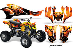 Can-am Ds450 Graphics Kit Decals Stickers Creatorx Pey