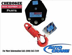 Auto Crane 366398000 Traveling Block Assembly For 5005h And 6406h Series Cranes
