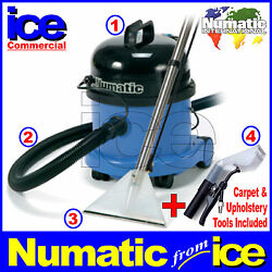 Ct370-2 Carpet Rug And Upholstery Machine Cleaner Car Valeting Cleaning Equipment