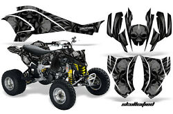 Can-am Ds450 Graphics Kit Creatorx Decals Stickers Sfbb