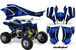 Can-am Ds450 Graphics Kit Creatorx Decals Stickers Sfblfb