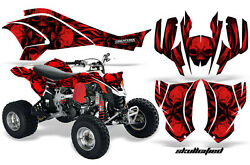 Can-am Ds450 Graphics Kit Creatorx Decals Stickers Sfrfr