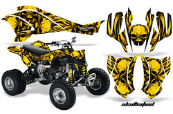 Can-am Ds450 Graphics Kit Creatorx Decals Stickers Sfyfb