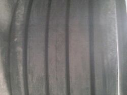 Two 21.5lx16.1, 21.5l-16.1 Rib Implement 10 Ply Tubeless Honey Wagon Tires