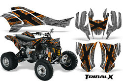 Can-am Ds450 Graphics Kit Decals Stickers Creatorx Txos