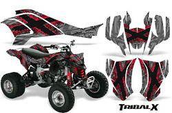 Can-am Ds450 Graphics Kit Decals Stickers Creatorx Txrs