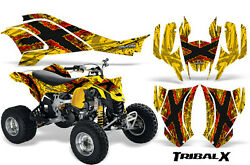 Can-am Ds450 Graphics Kit Decals Stickers Creatorx Txryy