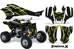 Can-am Ds450 Graphics Kit Decals Stickers Creatorx Txybgb