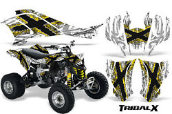 Can-am Ds450 Graphics Kit Decals Stickers Creatorx Txywb