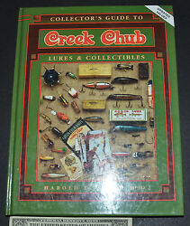 Collectorand039s Guide To Creek Chub Lures And Collectibles By Harold E. Smith...