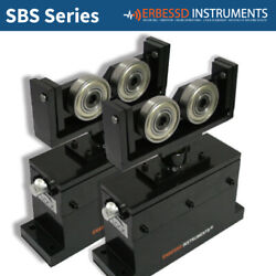 Balancing Machine Sbs300 Roller Work Supports And Plans Erbessd Instruments