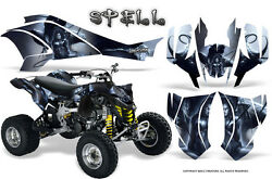 Can-am Ds450 Graphics Kit Decals Stickers Creatorx Spell