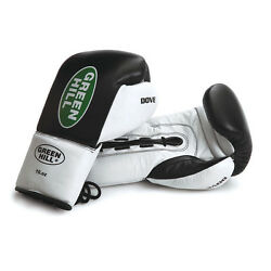 Greenhill Professional Boxing Gloves Dove Cow Hide Leather Best Reliable Quality