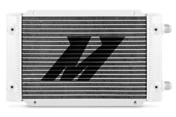 Mishimoto Oil Cooler Universal Silver 19-rows Dual Pass Mmoc-19dp